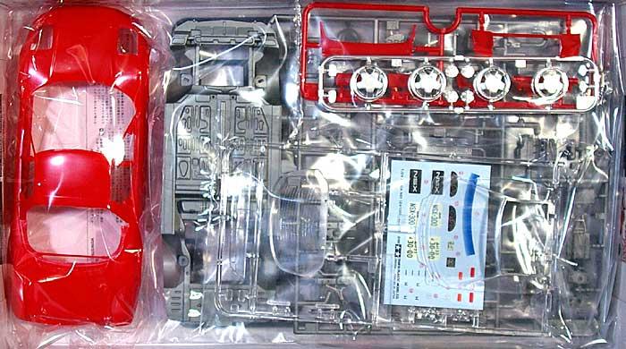 ホンダ NSXプラモデル(タミヤ1/24 スポーツカーシリーズNo.100)商品画像_1
