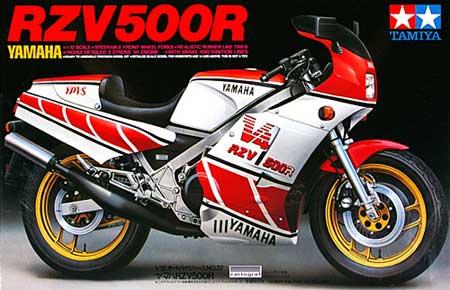 ヤマハ RZV500Rプラモデル(タミヤ1/12 オートバイシリーズNo.037)商品画像