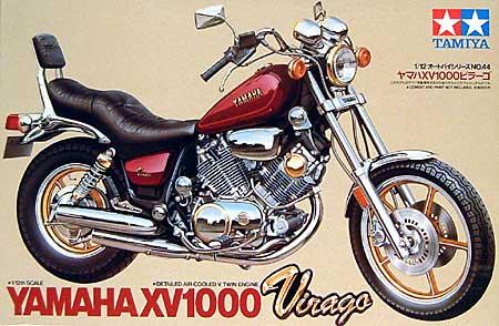ヤマハ XV1000 ビラーゴプラモデル(タミヤ1/12 オートバイシリーズNo.044)商品画像