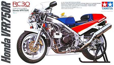 ホンダ VFR 750Rプラモデル(タミヤ1/12 オートバイシリーズNo.057)商品画像
