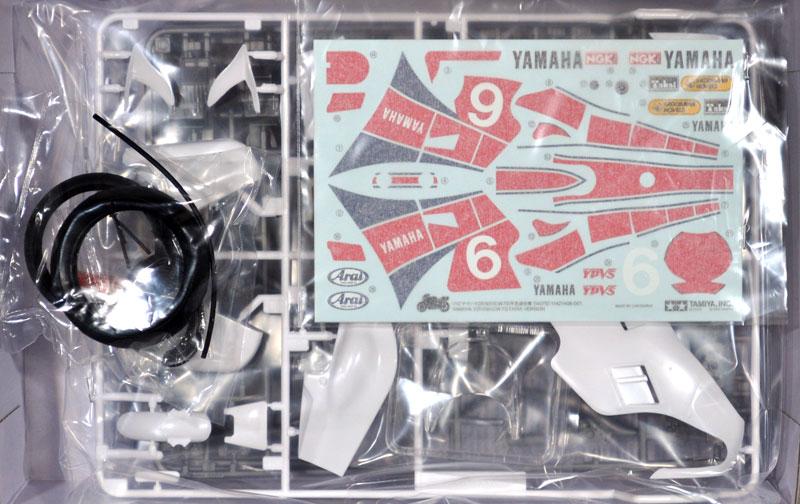ヤマハ YZR500 (OW70) 平忠彦仕様プラモデル(タミヤ1/12 オートバイシリーズNo.075)商品画像_1