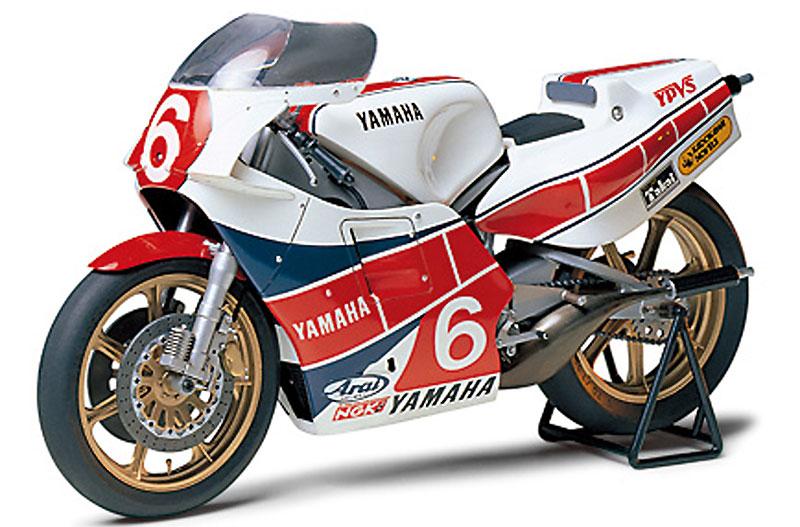 ヤマハ YZR500 (OW70) 平忠彦仕様プラモデル(タミヤ1/12 オートバイシリーズNo.075)商品画像_3