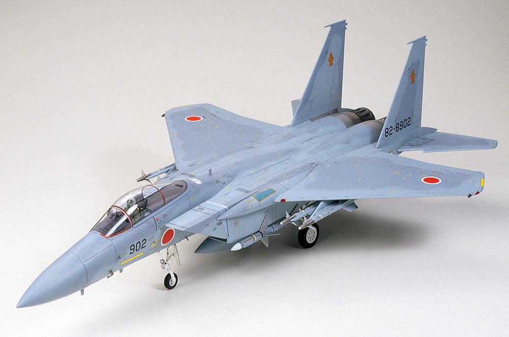 航空自衛隊 F-15J イーグルプラモデル(タミヤ1/32 エアークラフトシリーズNo.60307)商品画像_2