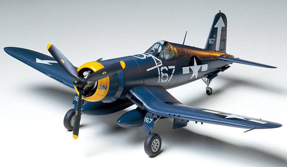 ヴォート F4U-1D コルセアプラモデル(タミヤ1/48 傑作機シリーズNo.061)商品画像_3