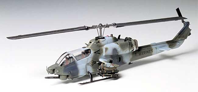 ベル AH-1W スーパーコブラプラモデル(タミヤ1/72 ウォーバードコレクションNo.008)商品画像_1