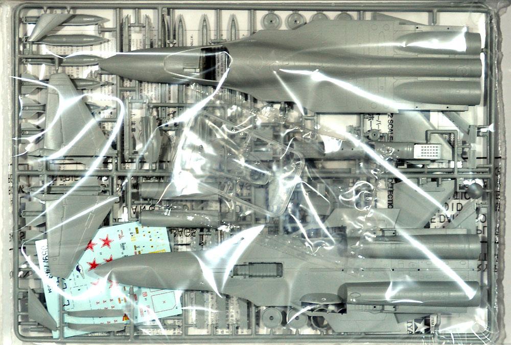 スホーイ SU-34プラモデル(タミヤ1/72 ウォーバードコレクションNo.043)商品画像_1