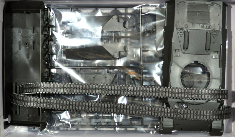 西ドイツ レオパルト A4戦車プラモデル(タミヤ1/35 ミリタリーミニチュアシリーズNo.112)商品画像_1