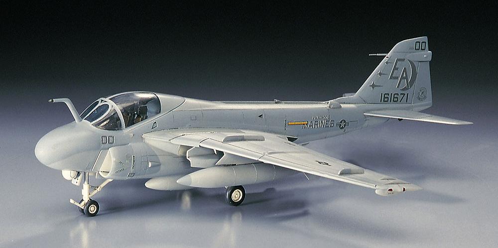 A-6E イントルーダープラモデル(ハセガワ1/72 飛行機 CシリーズNo.C008)商品画像_2