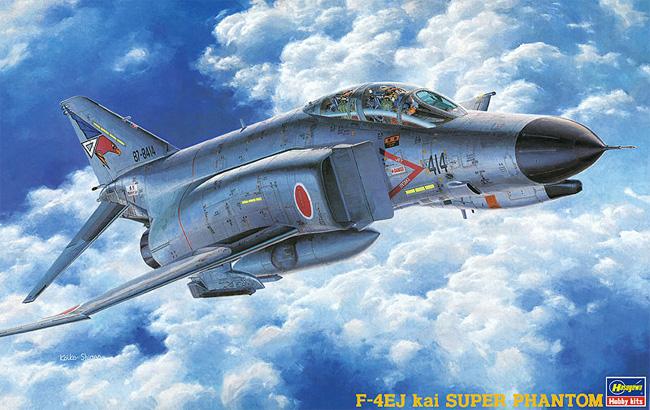 F-4EJ改 スーパーファントムプラモデル(ハセガワ1/48 飛行機 PTシリーズNo.PT007)商品画像