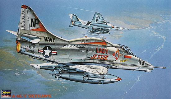 A-4E/F スカイホークプラモデル(ハセガワ1/32 飛行機 StシリーズNo.ST013)商品画像