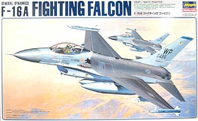 F-16A ファイティングファルコンプラモデル(ハセガワ1/32 飛行機 SシリーズNo.S026)商品画像