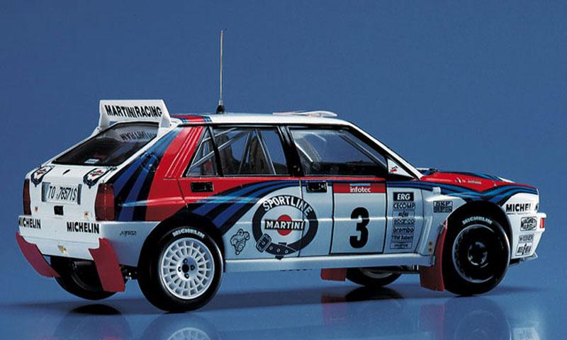 ランチア スーパーデルタ 1992 WRC メイクスチャンピオンプラモデル(ハセガワ1/24 自動車 CRシリーズNo.CR-015)商品画像_3