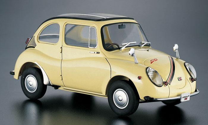 スバル 360 ヤング SS K111 (1968年)プラモデル(ハセガワ1/24 自動車 HCシリーズNo.HC006)商品画像_3
