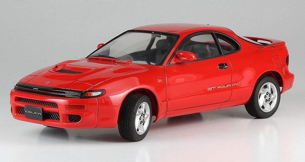 トヨタ セリカ GT-FOUR RCプラモデル(ハセガワ1/24 自動車 CDシリーズNo.20255)商品画像_2