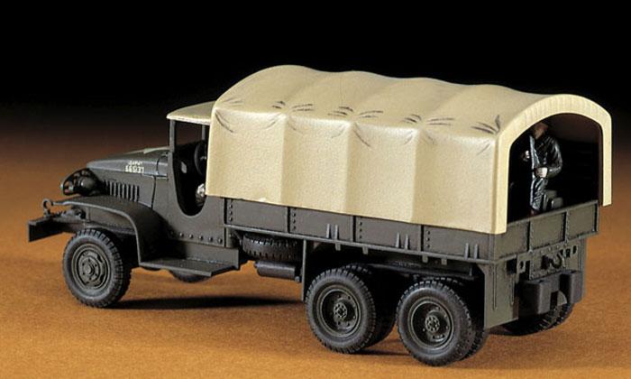 GMC CCKW-353 兵員輸送車プラモデル(ハセガワ1/72 ミニボックスシリーズNo.MT020)商品画像_3