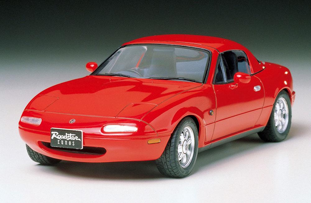 ユーノス ロードスタープラモデル(タミヤ1/24 スポーツカーシリーズNo.085)商品画像_2