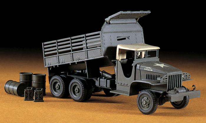 GMC CCKW-353 ダンプカープラモデル(ハセガワ1/72 ミニボックスシリーズNo.MT022)商品画像_3