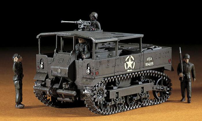 M5 ハイスピードトラクタープラモデル(ハセガワ1/72 ミニボックスシリーズNo.MT023)商品画像_3