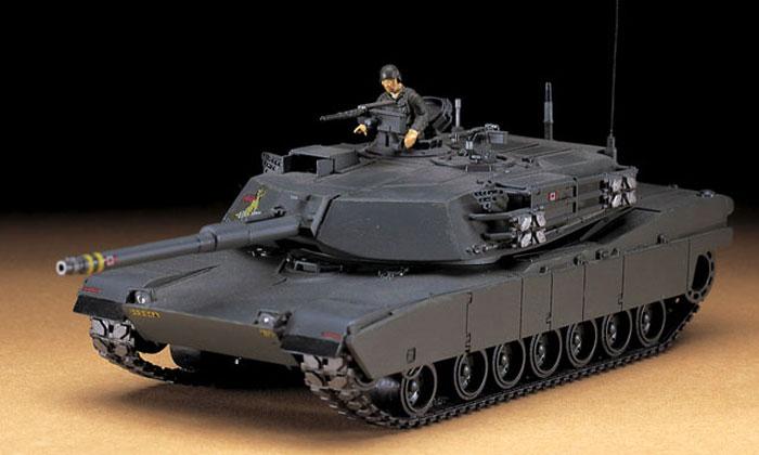 M1 エイブラムスプラモデル(ハセガワ1/72 ミニボックスシリーズNo.MT033)商品画像_3