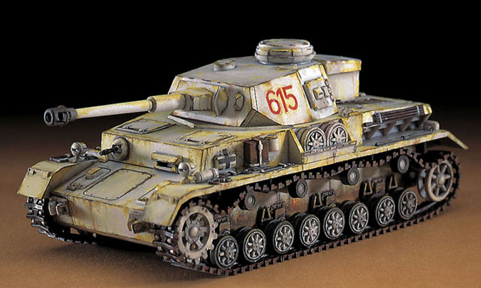4号戦車 G型プラモデル(ハセガワ1/72 ミニボックスシリーズNo.MT043)商品画像_3