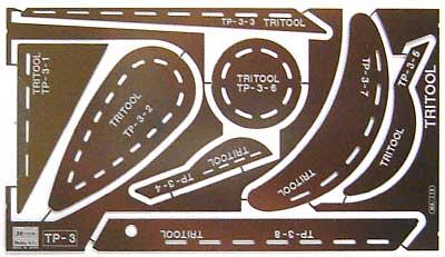 モデリング ソー セット (模型用ノコギリ)エッチングソー(ハセガワトライツールNo.TP003)商品画像_2