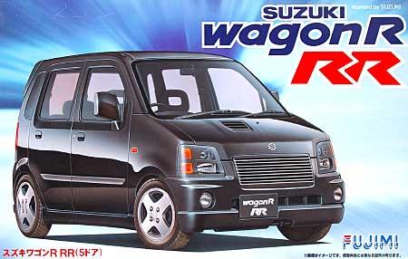 スズキ ワゴンR RR (1988年)プラモデル(フジミ1/24 インチアップシリーズNo.旧045)商品画像