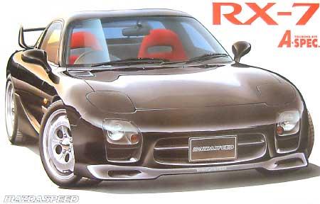 マツダスピード RX-7 Aスペック (FD3S)プラモデル(フジミ1/24 インチアップシリーズNo.081)商品画像