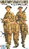 イギリス歩兵 巡回セット