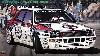 ランチア スーパーデルタ 1992 WRC メイクスチャンピオン