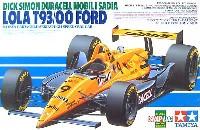 タミヤ1/20 グランプリコレクションシリーズディック・サイモン デュラセル モービル1 サディア ローラ T90/00 フォード (オーバル仕様)