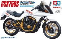 タミヤ1/12 オートバイシリーズスズキ GSX750S ニューカタナ