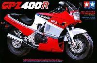 タミヤ1/12 オートバイシリーズカワサキ GPZ400R