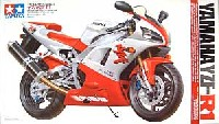 タミヤ1/12 オートバイシリーズヤマハ YZF-R1