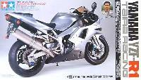 タミヤ1/12 オートバイシリーズヤマハ YZF-R1 タイラレーシング
