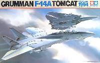 タミヤ1/32 エアークラフトシリーズグラマン F-14 トムキャット '94