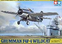 タミヤ1/48 傑作機シリーズグラマン F4F-4 ワイルドキャット