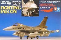 タミヤ1/72 ウォーバードコレクションF-16 ファイティングファルコン
