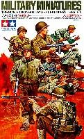 タミヤ1/35 ミリタリーミニチュアシリーズアメリカ歩兵 G・Iセット