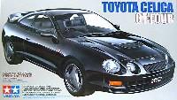 タミヤ1/24 スポーツカーシリーズトヨタ セリカ GT-FOUR