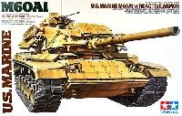 タミヤ1/35 ミリタリーミニチュアシリーズアメリカ M60A1 リアクティブアーマー