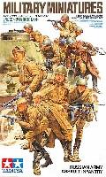 ソビエト歩兵進撃セット