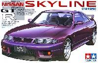タミヤ1/24 スポーツカーシリーズニッサン スカイライン GT-R Vスペック