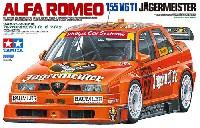 タミヤ1/24 スポーツカーシリーズアルファロメオ 155 V6 TI イェーガーマイスター