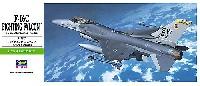 ハセガワ1/72 飛行機 BシリーズF-16C ファイティングファルコン