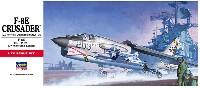 ハセガワ1/72 飛行機 CシリーズF-8E クルーセイダー