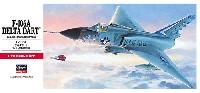 ハセガワ1/72 飛行機 CシリーズF-106A デルタダート