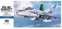 ハセガワ1/72 飛行機 DシリーズF/A-18C ホーネット