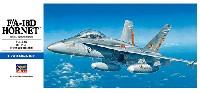 ハセガワ1/72 飛行機 DシリーズF/A-18D ホーネット