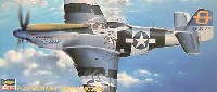 ハセガワ1/72 飛行機 APシリーズP-51D ムスタング ジャンピング ジャック
