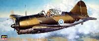 ハセガワ1/72 飛行機 APシリーズB-239 バッファロー フィンランド空軍